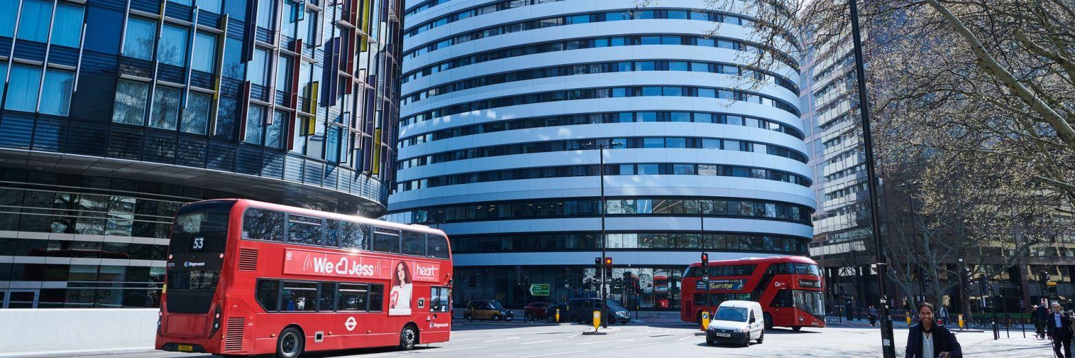 DLD College London building