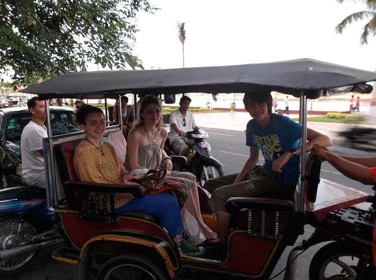 DLD College London Cambodia Trip