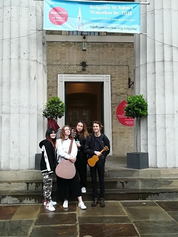 DLD College London LAMDA