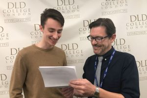 DLD College London A Level Results 2019