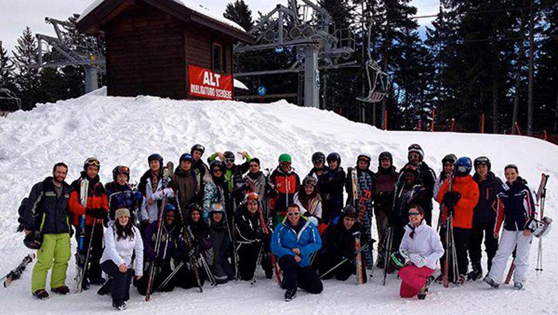 DLD College London Ski Trip to Italy