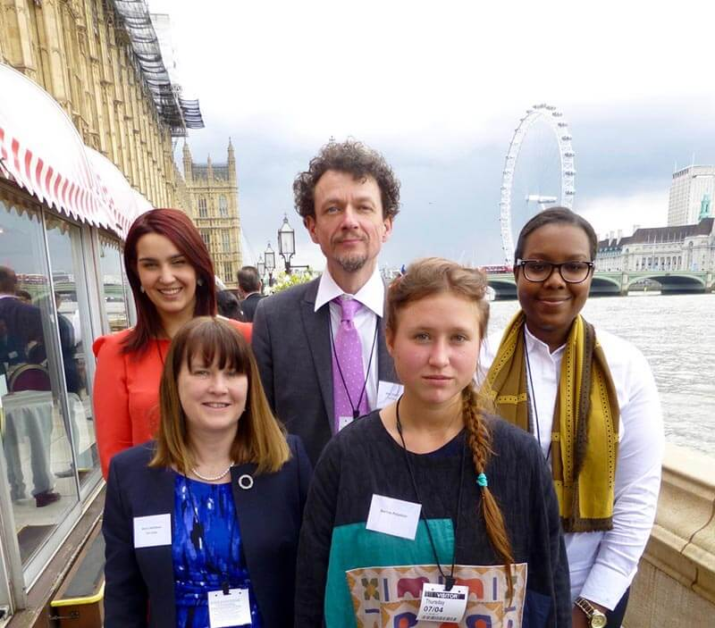 DLD College London Students Attend CIFE Awards Ceremony 2016