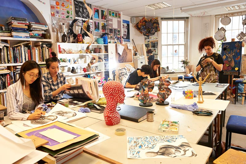 Do you want to study Art and Design at University