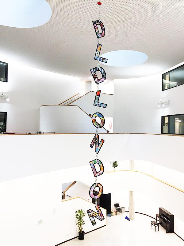 DLD College London A Level Art Sculpture