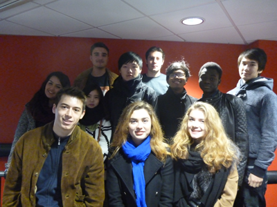 BTEC Business Students visit the Cocoa Cola Factory