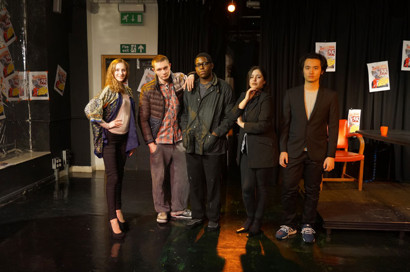 DLD College London A-Level Drama Performance