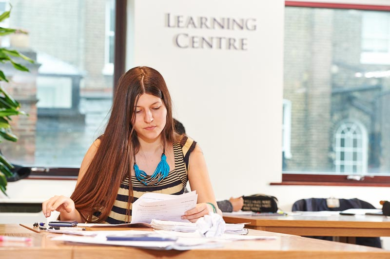 A Level Exam Tips from DLD College London, the best 6th form college in London