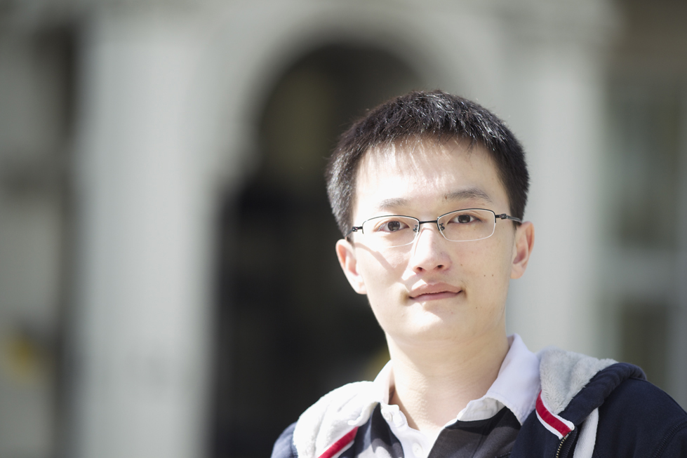 Alex studied A level Physics at DLD College London