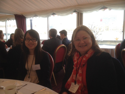 DLD A level students at the House of Lords