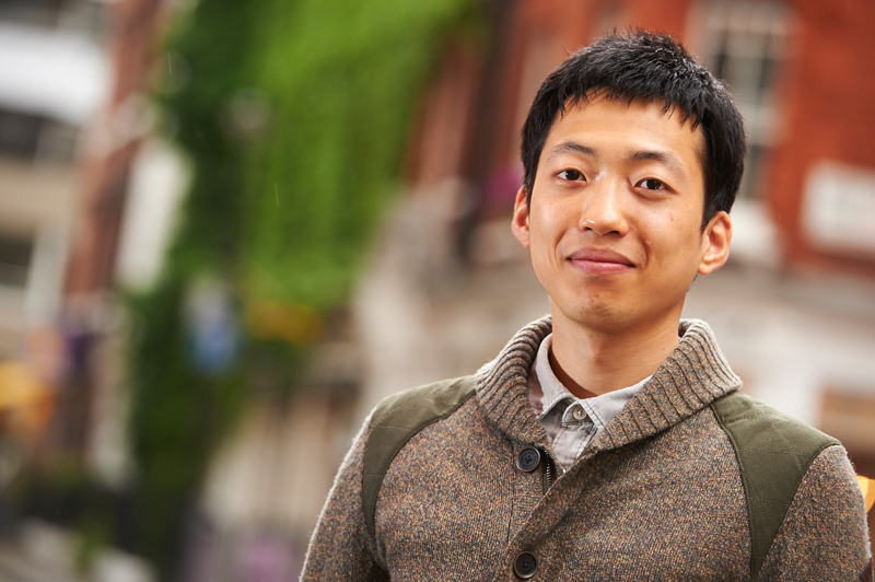 Hyeon-Jun studied A levels at DLD College London and is going to Oxford University