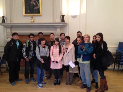 A Level Oxford University Students