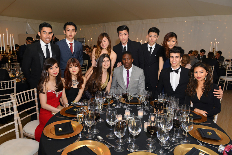DLD College London Student Prom