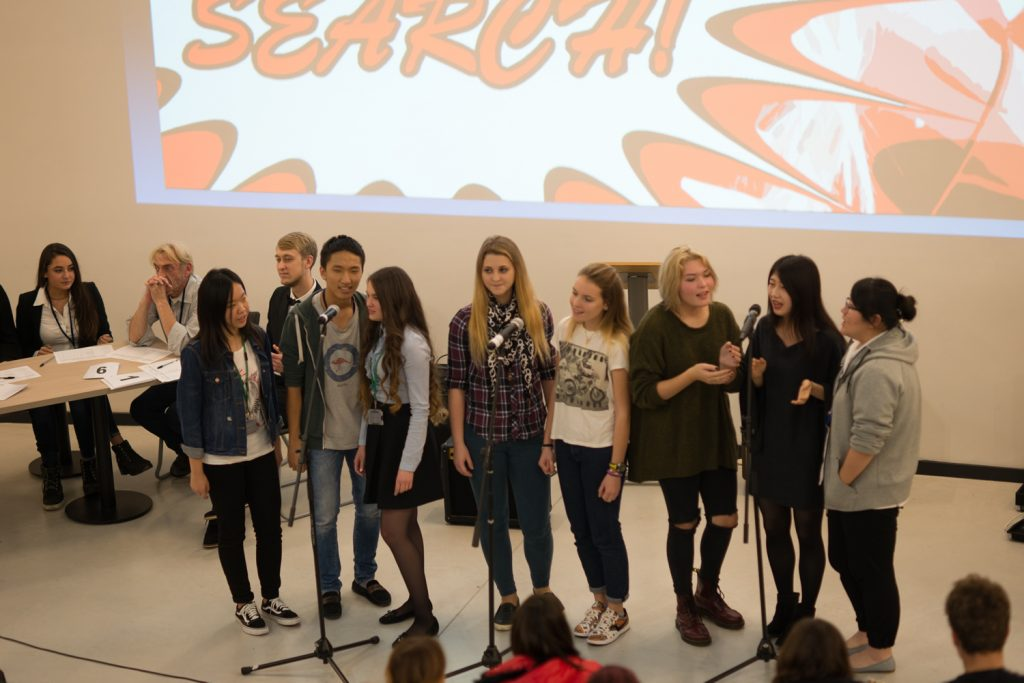 DLD College London Star Search Talent Show