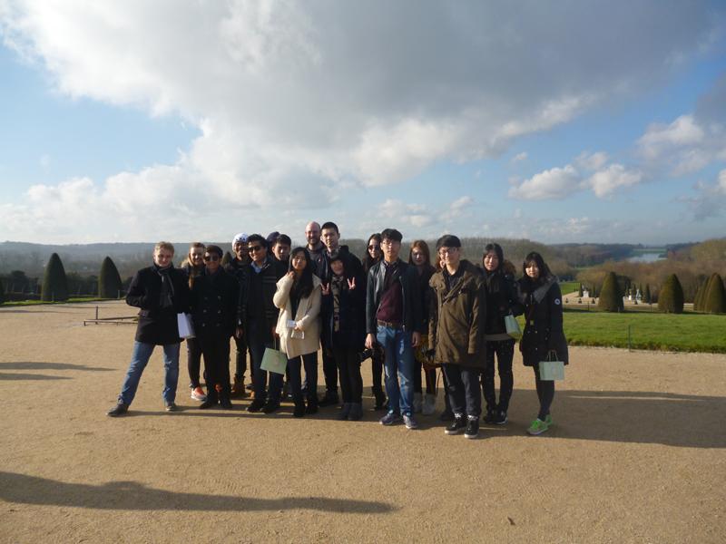 DLD A level student trip to Paris