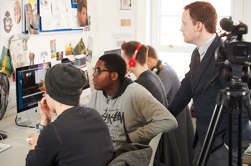 Practical Learners on BTEC courses at the best 6th form college in London