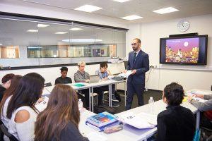 DLD College London Business Economics IFP