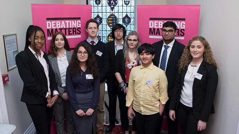 DLD College London Debating Team