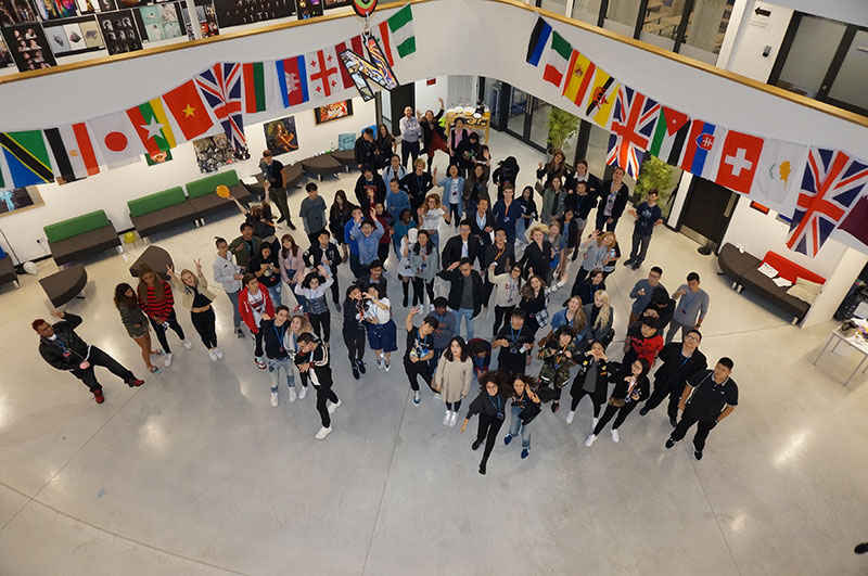 DLD College London Boarders Induction