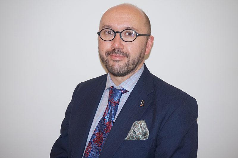 DLD College London Boarding Director John Taylor