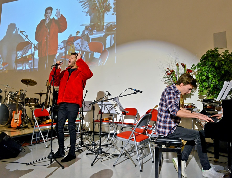 DLD College London Christmas Concert