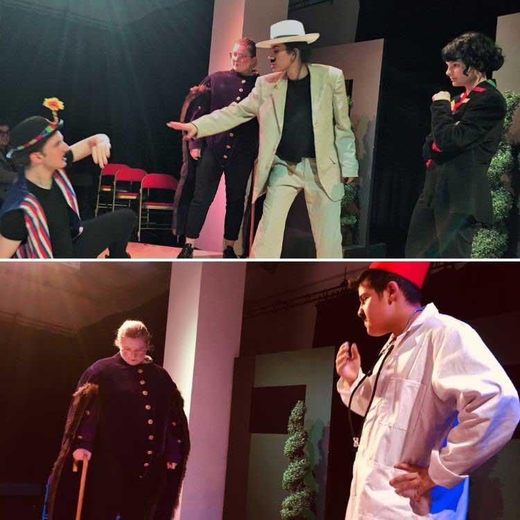 DLD College London Drama Club