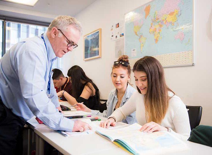 DLD College London GCSE Results 2018