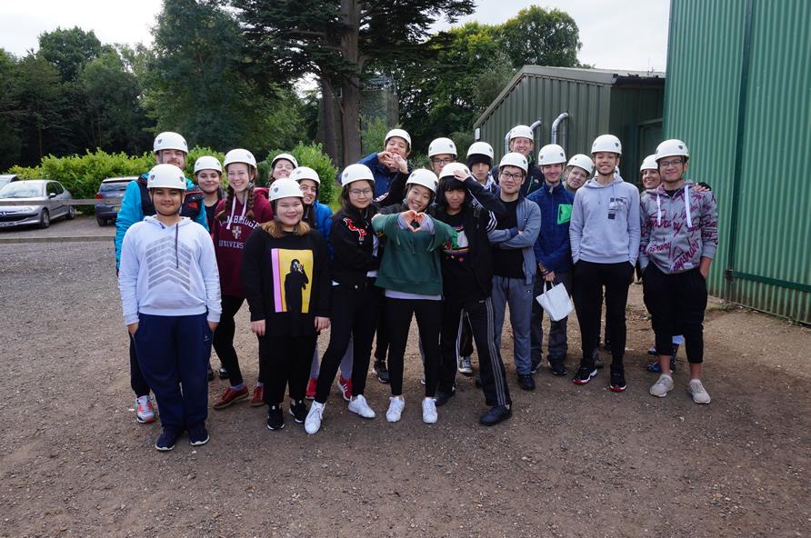 DLD College London Boarders trip