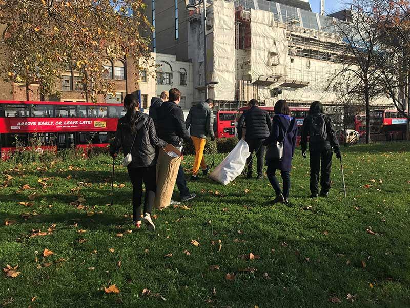 DLD College London joins Surfers Against Sewage