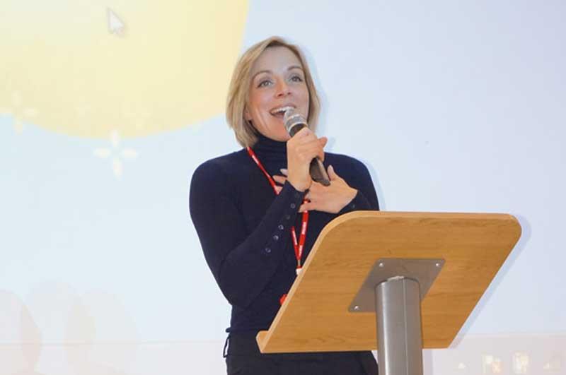 DLD College London Kate Richardson Talk