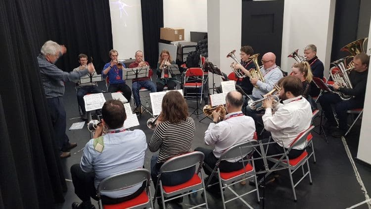 DLD College London Regent Brass Band
