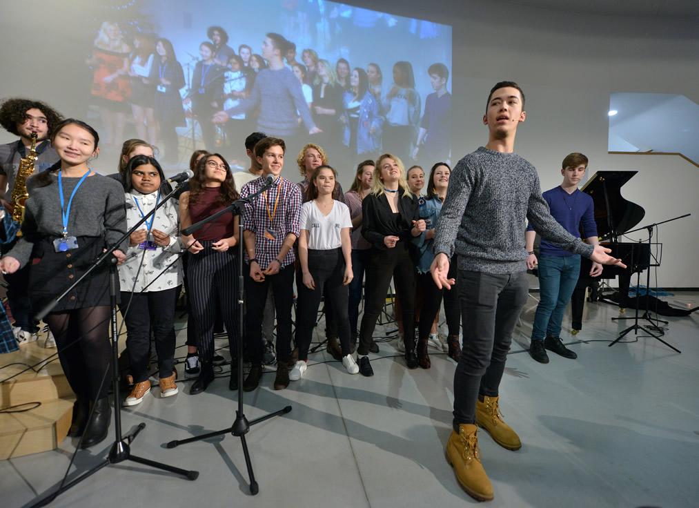 DLD College London Winter Concert