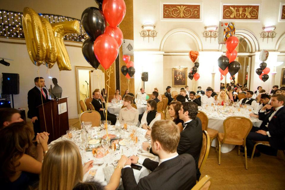 Prom Speech to A level, BTEC and IFP students