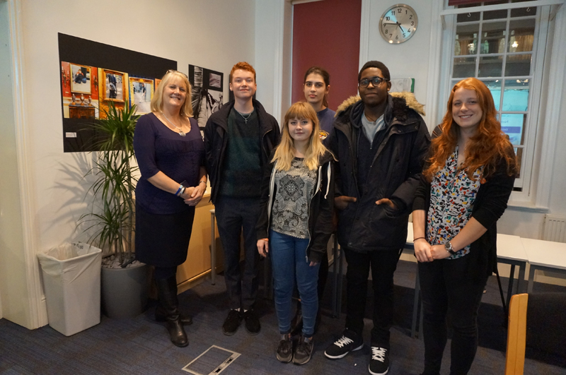 DLD College London Student Council Charity Presentation