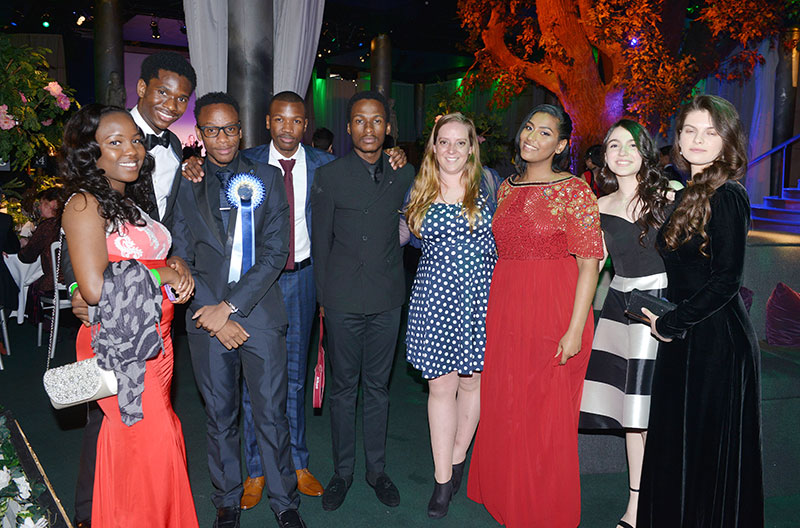 DLD College London A Level Students at the Summer Ball