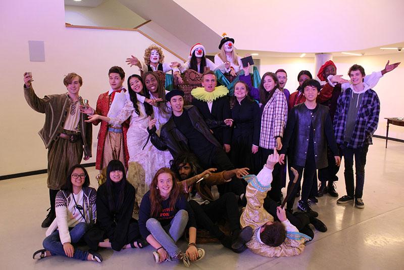 DLD College London Twelfth Night Production