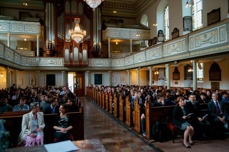 DLD College London Awards Ceremony