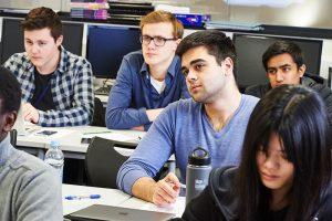 DLD College London Engineering IFP