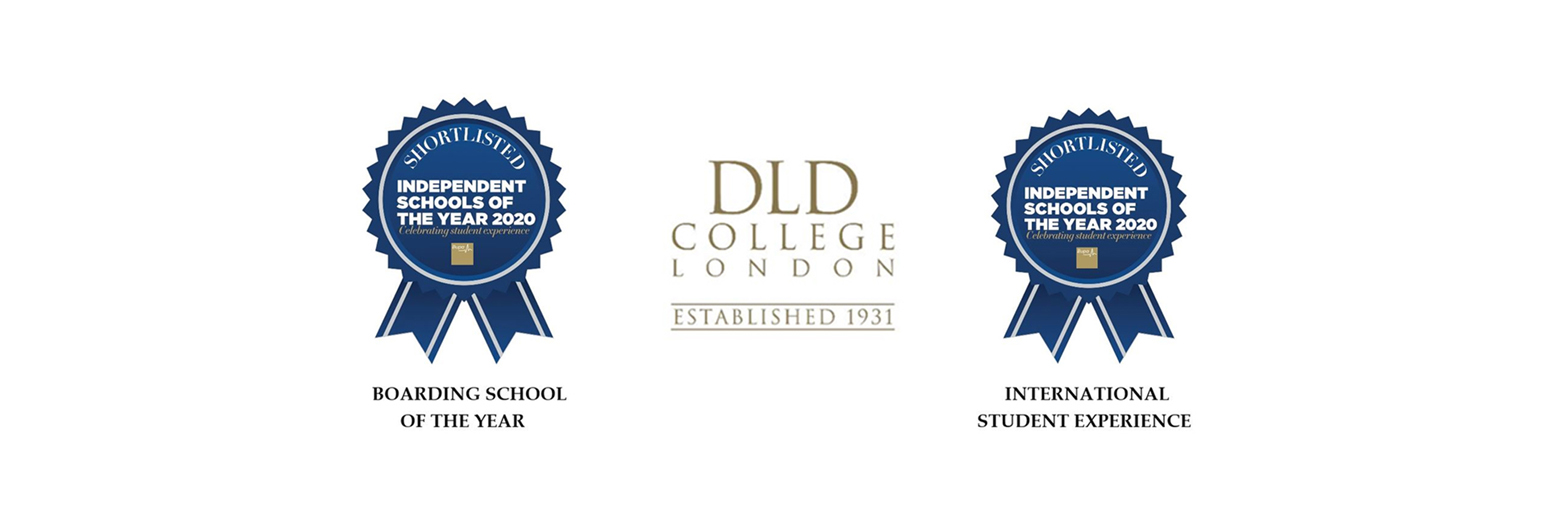 DLD College London Independent School of the Year 2020 Award nominations