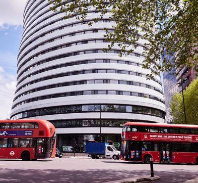 DLD College London Building Exterior