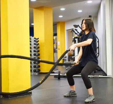 DLD College London Gym