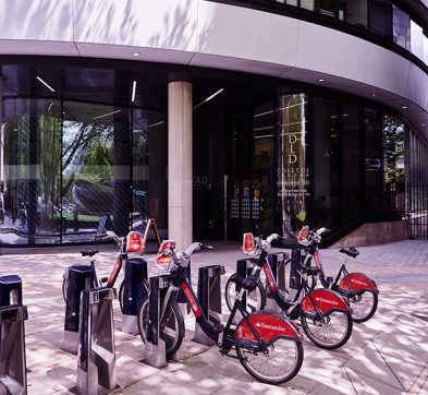 DLD College London Main Entrance