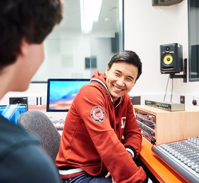 DLD College London Music Technology Lab