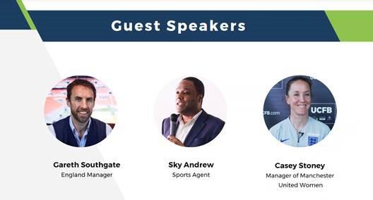 Football Guest Speakers