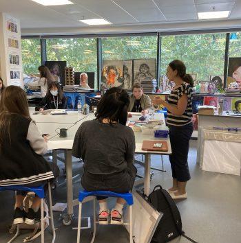Art Co-Curricular Activities
