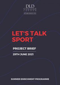 Let's Talk Sport Project