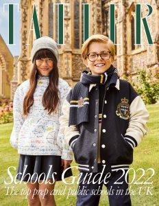 Tatler 2022 Schools Guide Cover