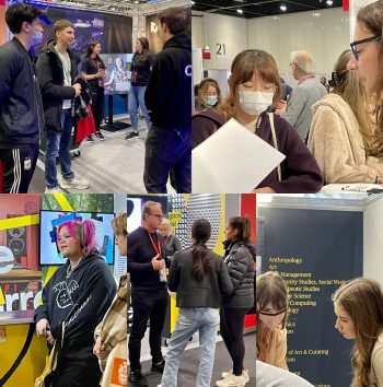 Art, Film & Media Admissions Event Trip Oct 2021